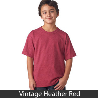 Jerzees Youth Heavyweight Blend T-Shirt - EZ Corporate Clothing  - 44
