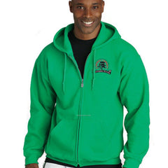 Gildan Heavyweight Blend Full-Zip Hooded Sweatshirt - EZ Corporate Clothing  - 1