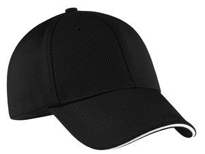 Nike Golf Dri-Fit Mesh Swoosh Flex Sandwich Cap - EZ Corporate Clothing  - 3