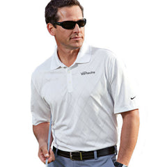 Nike Golf Dri-Fit Cross-Over Texture Polo - EZ Corporate Clothing  - 1