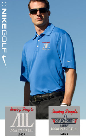 Nike Golf Men's Sphere Dry Diamond Polo - AIL - EZ Corporate Clothing  - 1