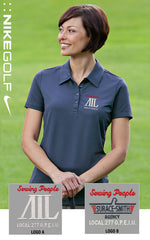 Nike Golf Ladies Sphere Dry Diamond Polo - AIL - EZ Corporate Clothing  - 1