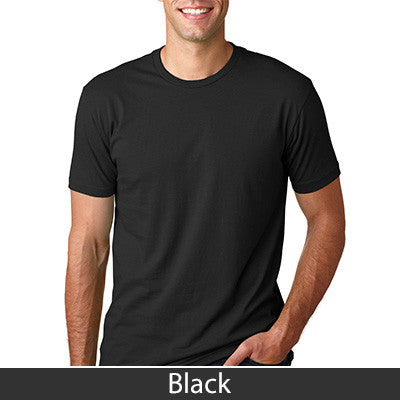Next Level Mens Premium Fitted Short-Sleeve Crew - EZ Corporate Clothing  - 3