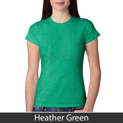 Anvil Ladies Semi-Sheer Crewneck Tee - EZ Corporate Clothing  - 6