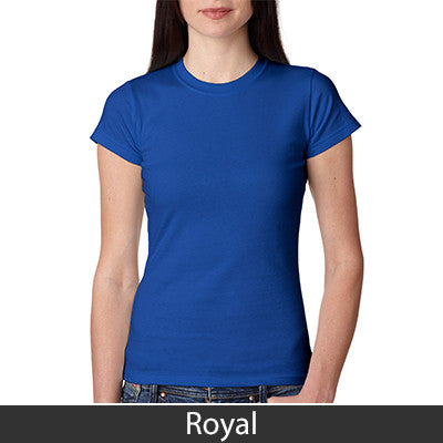 Anvil Ladies Semi-Sheer Crewneck Tee - EZ Corporate Clothing  - 14