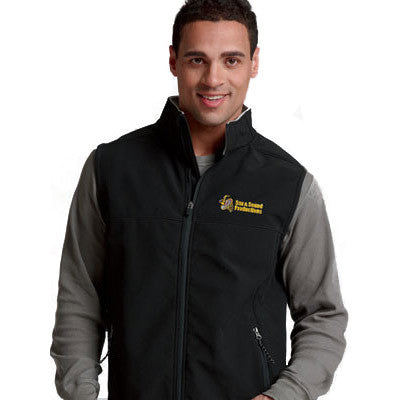 Charles River Mens Soft Shell Vest