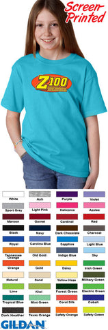 Gildan Youth Heavy Cotton T-Shirt - EZ Corporate Clothing  - 2