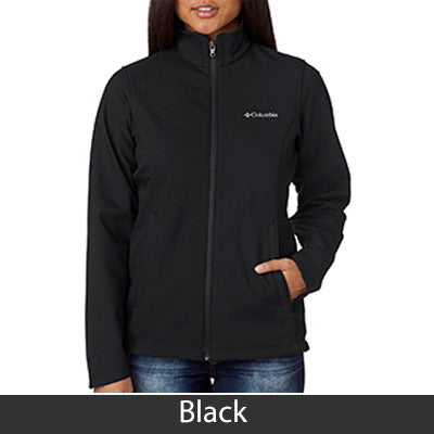 Columbia Ladies Kruser Ridge Soft Shell Jacket - 5343