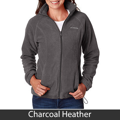 Columbia Ladies Benton Springs Full-Zip Fleece - 6439