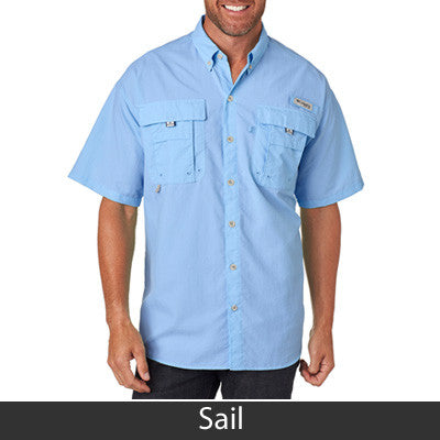 Columbia Men's Bahama Short-Sleeve Shirt - 7047