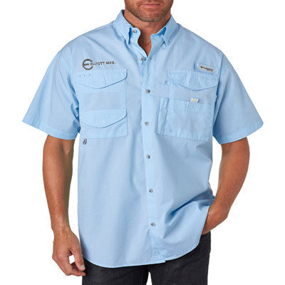 9bc583fe Columbia Men's Bonehead Short Sleeve Shirt -7130