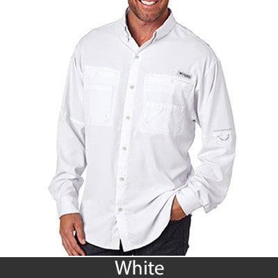 Columbia Men's Tamiami Long-Sleeve Shirt - 7253