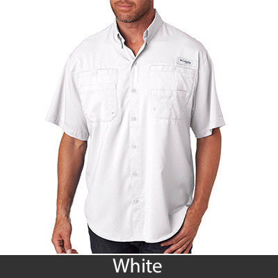 1- Columbia Men's Tamiami Short Sleeve Shirt - 7266 - EZ Corporate Clothing  - 6
