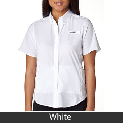 Columbia Ladies' Tamiami Short Sleeve Shirt - 7277