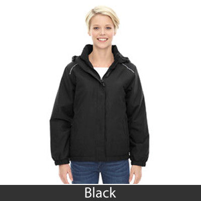 Core365 Ladies' Brisk Insulated Jacket - 78189 - EZ Corporate Clothing  - 2