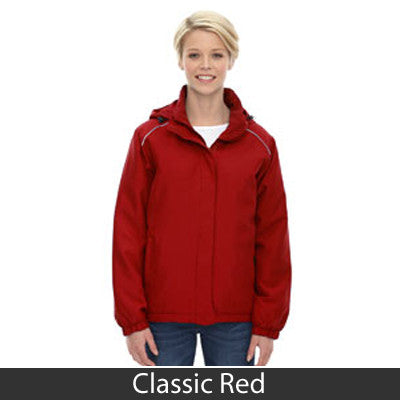 Core365 Ladies' Brisk Insulated Jacket - 78189 - EZ Corporate Clothing  - 4
