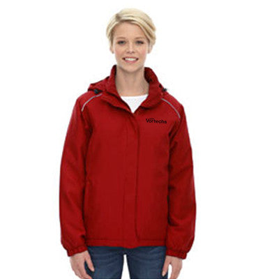 Core365 Ladies' Brisk Insulated Jacket - 78189 - EZ Corporate Clothing  - 1
