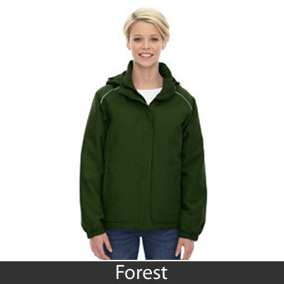 Core365 Ladies' Brisk Insulated Jacket - 78189 - EZ Corporate Clothing  - 5