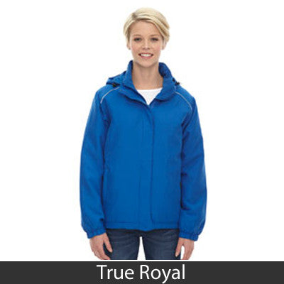 Core365 Ladies' Brisk Insulated Jacket - 78189 - EZ Corporate Clothing  - 6
