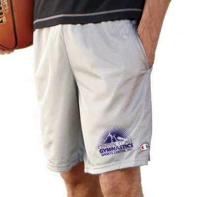 Champion Long Mesh Shorts With Pocket