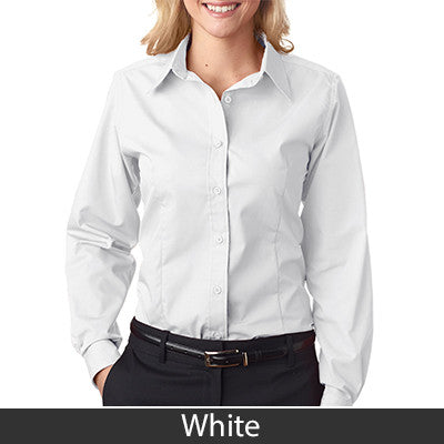 Ladies' Easy-Care Broadcloth 8355L - EZ Corporate Clothing  - 5