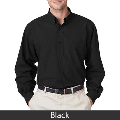 Men's Easy-Care Broadcloth 8355 - EZ Corporate Clothing  - 2