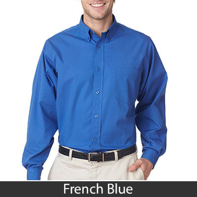 Men's Easy-Care Broadcloth 8355 - EZ Corporate Clothing  - 3