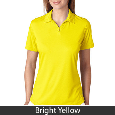 UltraClub Ladies Cool-N-Dry Sport Performance Interlock Polo - EZ Corporate Clothing  - 3