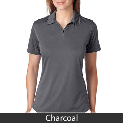 UltraClub Ladies Cool-N-Dry Sport Performance Interlock Polo - EZ Corporate Clothing  - 4