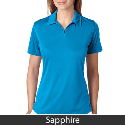 UltraClub Ladies Cool-N-Dry Sport Performance Interlock Polo - EZ Corporate Clothing  - 15
