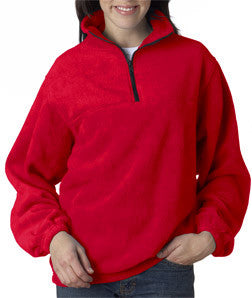 UltraClub Iceberg Fleece 1/4-Zip Pullover - EZ Corporate Clothing  - 7