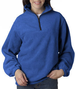 UltraClub Iceberg Fleece 1/4-Zip Pullover - EZ Corporate Clothing  - 8