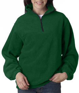 UltraClub Iceberg Fleece 1/4-Zip Pullover - EZ Corporate Clothing  - 4