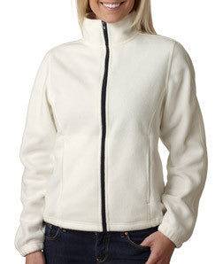 UltraClub Ladies Iceberg Fleece Full-Zip Jacket - EZ Corporate Clothing  - 10