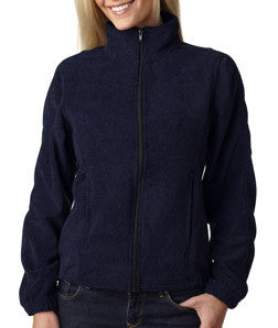 UltraClub Ladies Iceberg Fleece Full-Zip Jacket - EZ Corporate Clothing  - 7