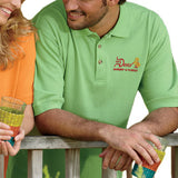 Custom Embroidered Men's Cheap Polo