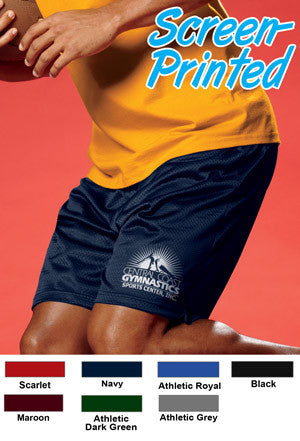 Champion Adult Mesh Shorts - EZ Corporate Clothing  - 2