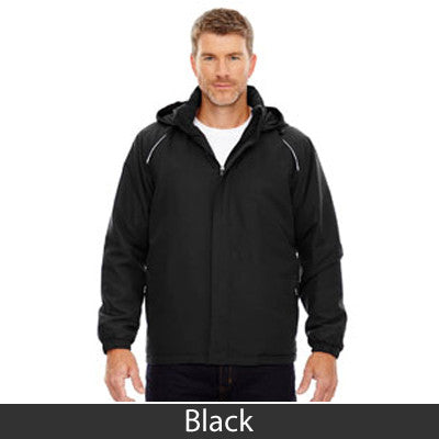 Core365 Men's Brisk Insulated Jacket - 88189 - EZ Corporate Clothing  - 2