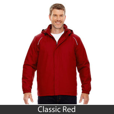 Core365 Men's Brisk Insulated Jacket - 88189 - EZ Corporate Clothing  - 4