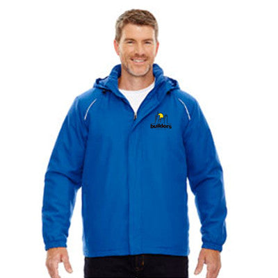 Core365 Men's Brisk Insulated Jacket - 88189 - EZ Corporate Clothing  - 1