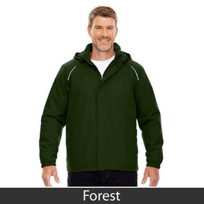 Core365 Men's Brisk Insulated Jacket - 88189 - EZ Corporate Clothing  - 5