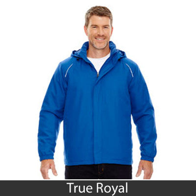 Core365 Men's Brisk Insulated Jacket - 88189 - EZ Corporate Clothing  - 6