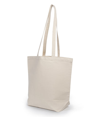 UltraClub Jumbo Tote with Gusset - EZ Corporate Clothing  - 3