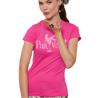Anvil Ladies Semi-Sheer Crewneck Tee