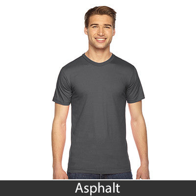 American Apparel Unisex Fine Jersey Short Sleeve T-Shirt - EZ Corporate Clothing  - 8