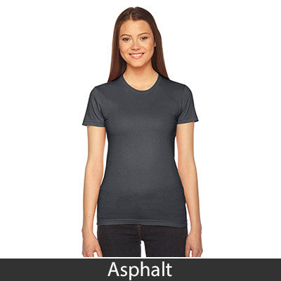 American Apparel Fine Jersey Short Sleeve Womens T - EZ Corporate Clothing  - 6