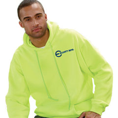 Bayside Hooded Fleece - EZ Corporate Clothing  - 1
