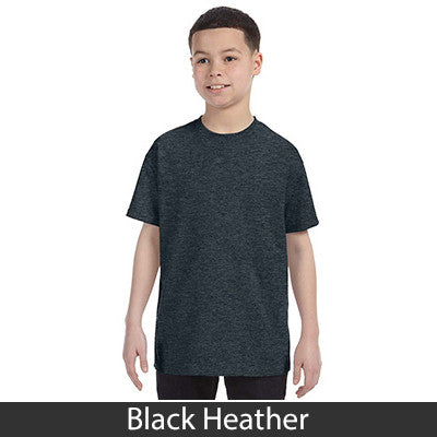 Jerzees Youth Heavyweight Blend T-Shirt - EZ Corporate Clothing  - 7