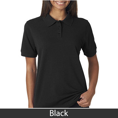 UltraClub Ladies Classic Pique Polo - EZ Corporate Clothing  - 4