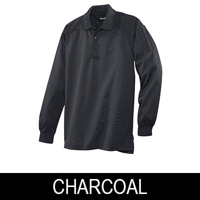 CornerStone Long Sleeve Snag-Proof Tactical Polo